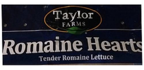 Taylor Farms Romaine Hearts - 85 g
