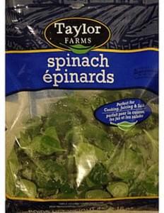 Taylor Farms Spinach