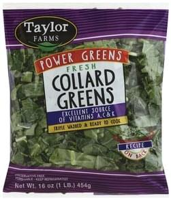 Taylor Farms Collard Greens Fresh