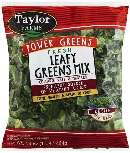 Taylor Farms Fresh Leafy Greens Mix - 16 oz