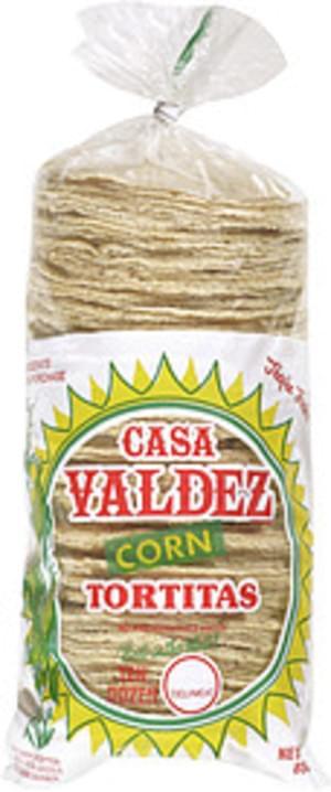 Casa Valdez Corn Tortitas - 120