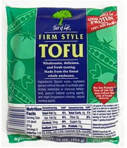 Tree of Life Tofu Firm Style