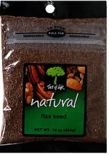 Tree of Life Flax Seed - 16 oz