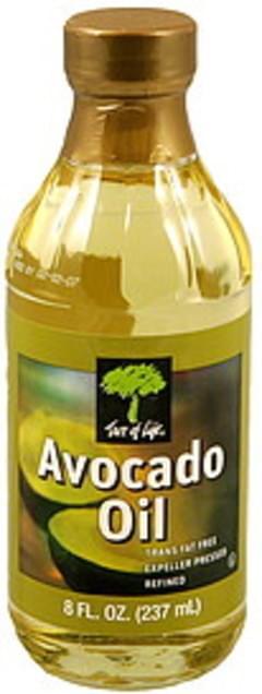 Tree of Life Avocado Oil Expeller Pressed