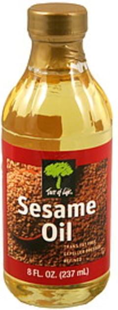 Tree of Life Sesame Oil