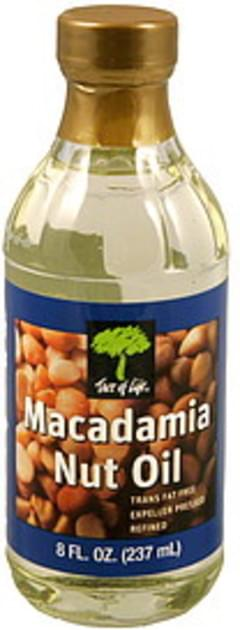 Tree of Life Macadamia Nut Oil