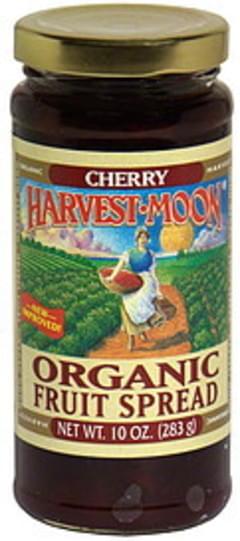 Harvest Moon Organic Fruit Spread Cherry