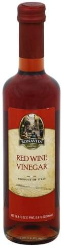 Bonavita Red Wine Vinegar - 16.9 oz