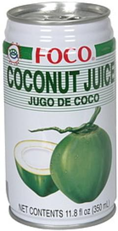 Foco Juice Coconut
