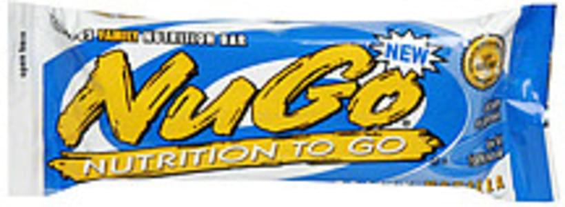 Nugo Yogurt Bars Vanilla 15 Ct