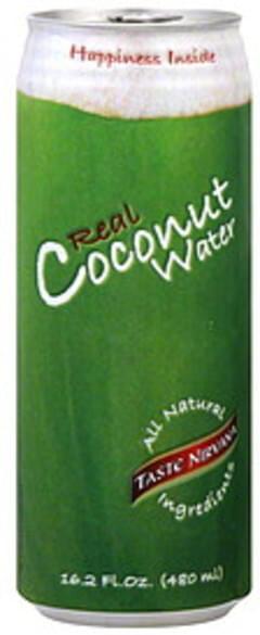 Taste Nirvana Water Coconut 16.2 Fl Oz