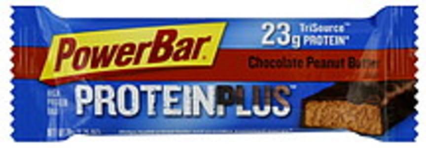Powerbar High Protein Bars Chocolate Peanut Butter 12 Ct