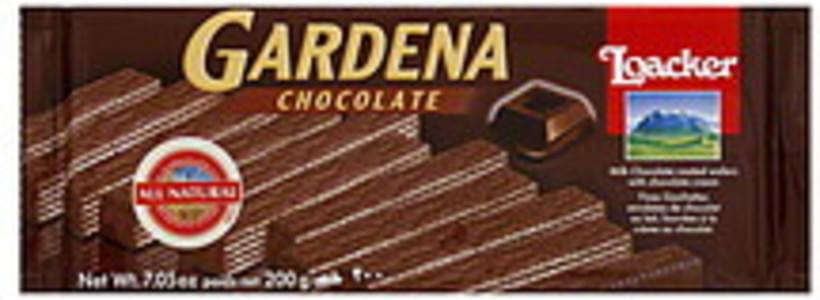 Loacker Wafers Gardena Chocolate 7.05 Oz