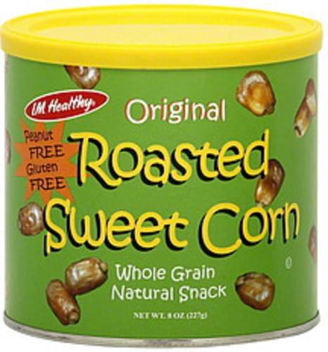 I.m. Healthy Corn Roasted Sweet 8 Oz - 6 pkg