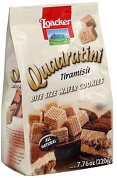 Loacker Cookies Tiramisu 7.76 Oz