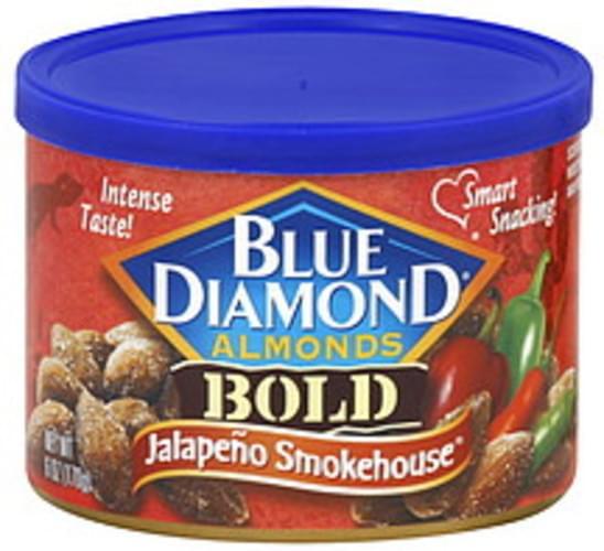 Bold Jalapeno Smokehouse Almonds