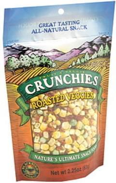 Crunchies Roasted Veggies Freeze Dried