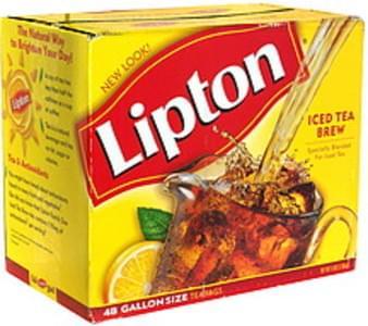 Lipton Iced Tea Gallon Size