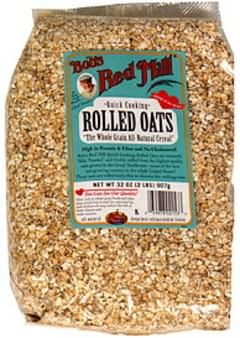 Bob's Red Mill Hot Cereal Rolled Oats