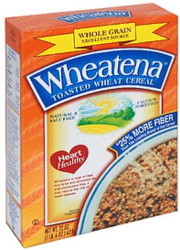 Wheatena Toasted Wheat 20 Oz Cereal - 12 pkg
