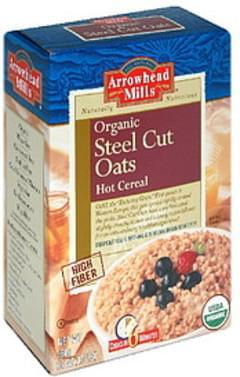 Arrowhead Mills Hot Cereal Organic Steel Cut Oats