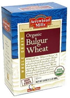 Arrowhead Mills Wheat Organic Bulgur
