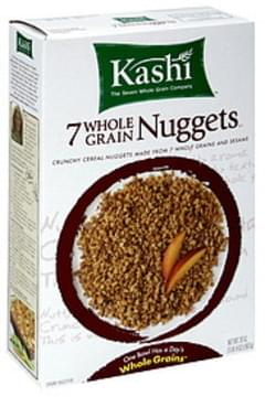 Kashi Nuggets 7 Whole Grain 20 Oz Cereal