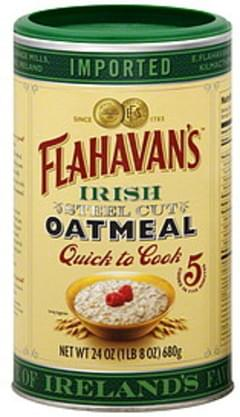 Flahavan's Oatmeal Irish Steel Cut 24 Oz