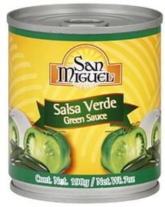 San Miguel Salsa Verde Medium All Natural