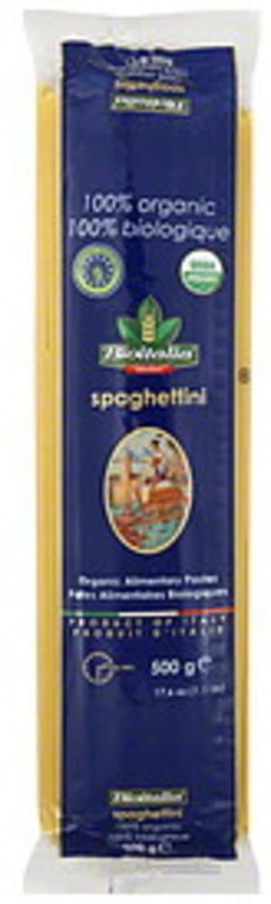 Bioitalia Spaghettini 17.6 Oz Pasta - 24 pkg
