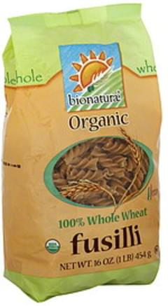 bionaturae Pasta Organic Fusilli 16 Oz
