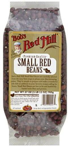 Bob's Red Mill Small Red Beans Premium Quality 27 Oz
