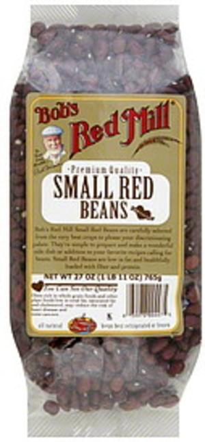 Bob's Red Mill Premium Quality 27 Oz Small Red Beans - 4 pkg