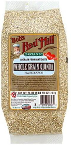 Bob's Red Mill Organic 26 Oz Quinoa