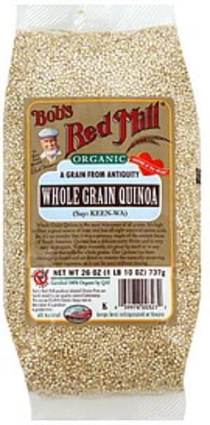 Bob's Red Mill Quinoa Organic 26 Oz - 4 pkg