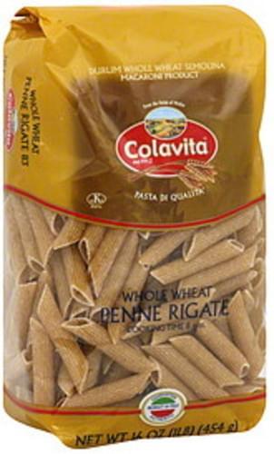 Colavita Pasta Penne Rigate 16 Oz - 20 pkg