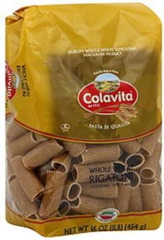 Colavita Rigatoni 16 Oz Pasta