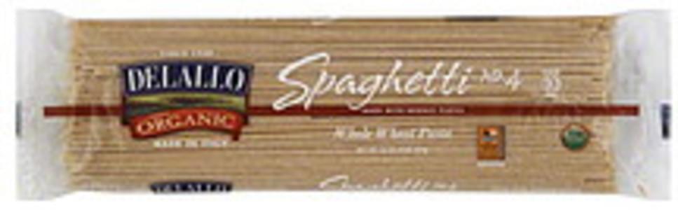 DeLallo Pasta Spaghetti 16 Oz