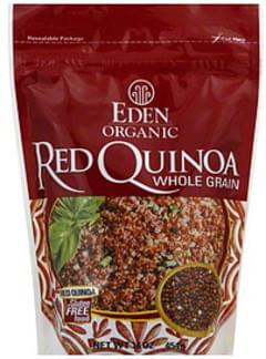 Eden Red Quinoa 16 Oz