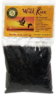 Fanci Food Wild Rice All Natural 8 Oz