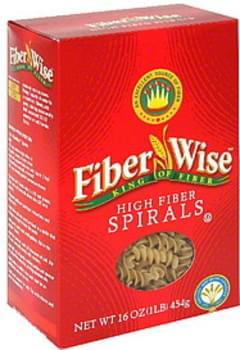 Fiber Wise Spirals 16 Oz