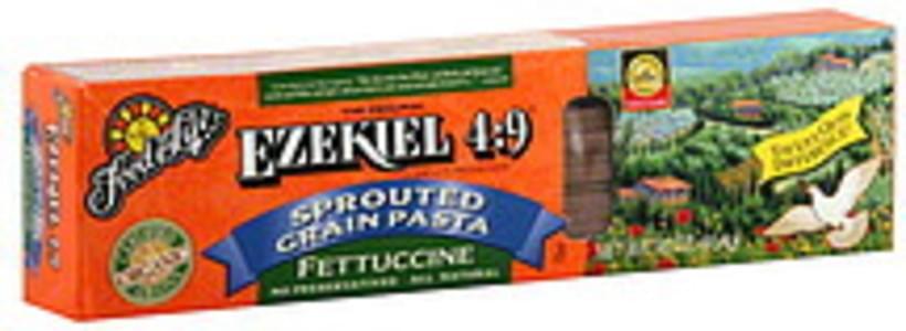 Ezekiel 4:9 Pasta Sprouted Grain Fettuccine 16 Oz