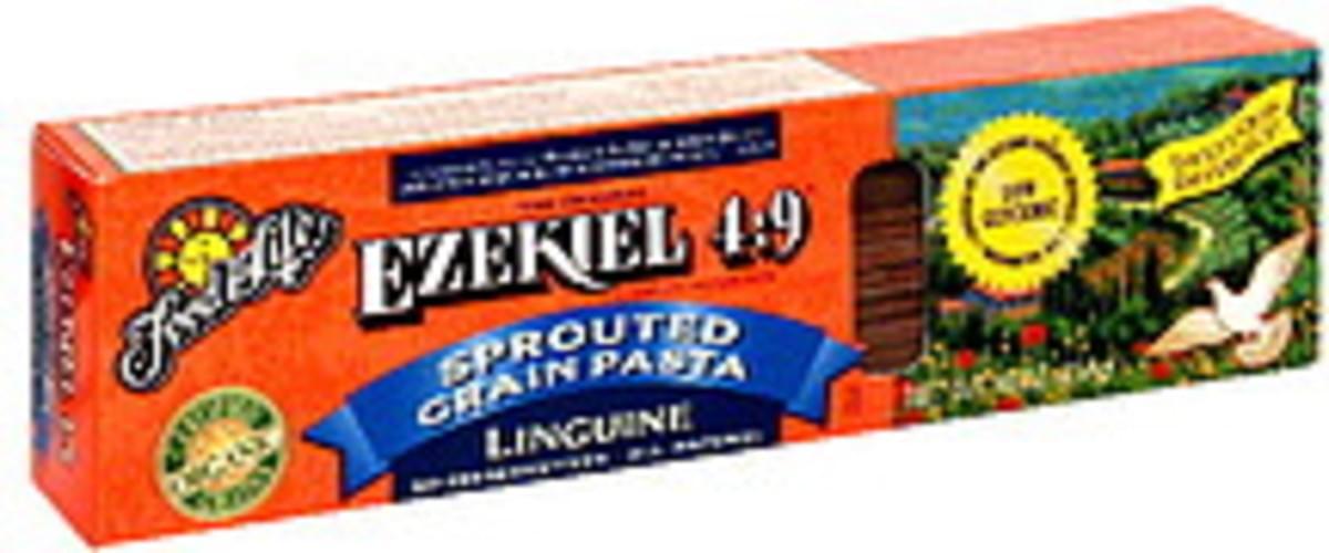 Ezekiel 4:9 Sprouted Grain Linguine 16 Oz Pasta - 6 pkg
