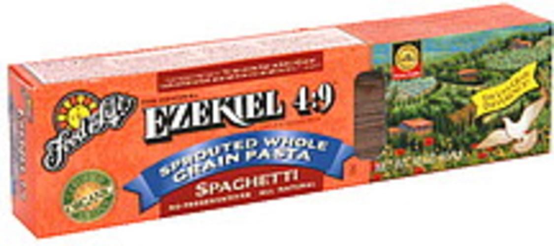 Ezekiel 4:9 Sprouted Grain Spaghetti 16 Oz Pasta - 6 pkg