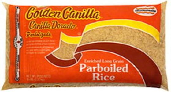 Goya Rice Parboiled 5 Lbs