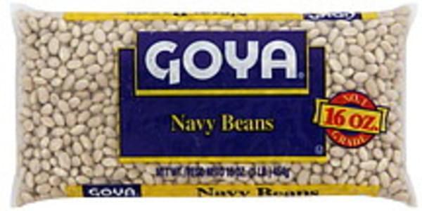 Goya Beans Navy 1 Lb
