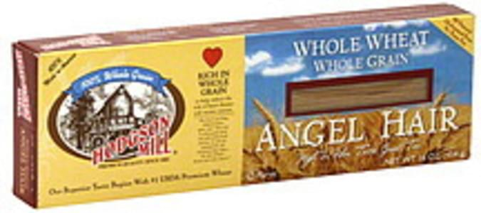 Hodgson Mill Pasta Whole Wheat/Whole Grain/Angel Hair 16 Oz