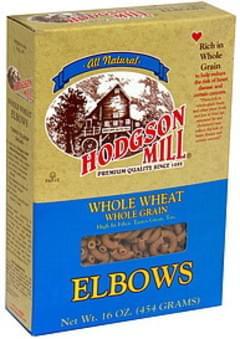 Hodgson Mill Elbow Whole Wheat Whole Grain 16 Oz