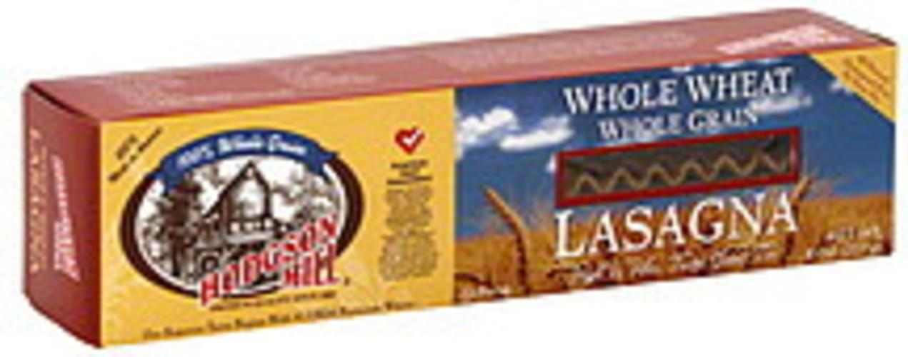 Hodgson Mill Whole Wheat Lasagna 8 Oz Pasta - 12 pkg