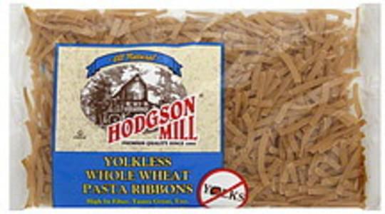 Hodgson Mill Pasta Ribbons Yolkless Whole Wheat 12 Oz